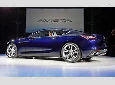 Buick Avista Concept Bows at 2016 Detroit Auto Show