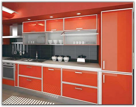 Cabinets Aluminum by Aluminum Kitchen Cabinets Maybe Better Than A Laminate