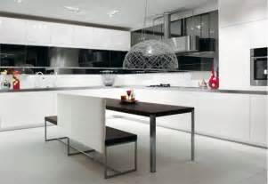 black and white kitchens ideas 30 black and white kitchen design ideas digsdigs