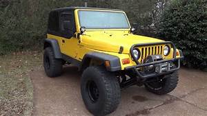 Lifted 2000 Jeep Wrangler Tj Sport Update