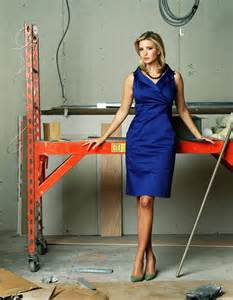 Ivanka Trump Blue Dresses