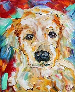 Pet Portraits Original Oil Painting Commission Custom ...