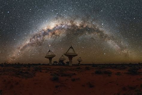 Aussie Telescope Almost Doubles Known Number Mysterious