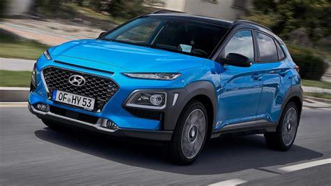 hyundai kona hybrid hyundai kona hybrid debuts in europe as efficient