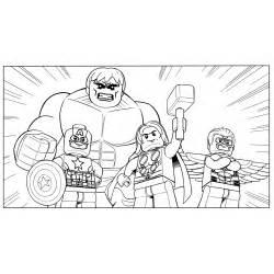 lego marvel avengers kleurplaten kleurplatenpaginanl