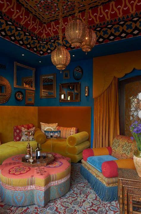 relaxing moroccan living rooms digsdigs
