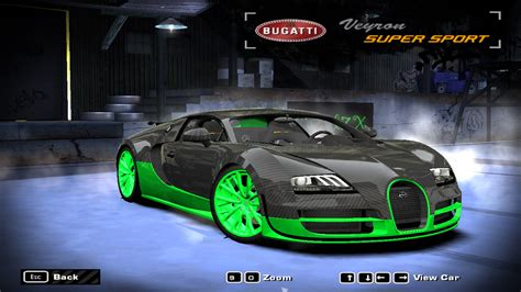Unlike the previous installments of nfs, most wanted (2012) offers nearly all of the cars in the game right from the beginning. Green Bugatti Veyron Super Sport by PixelZX | Need For Speed Most Wanted | NFSCars