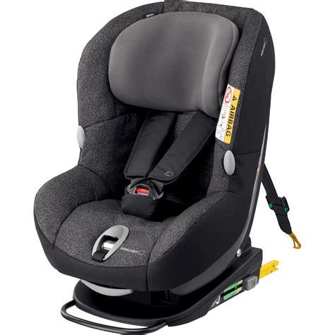 siege auto milofix siège auto milofix triangle black groupe 0 1 de bebe