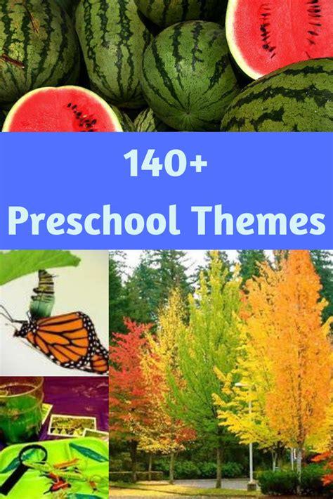 140 preschool themes with 4 000 activities 892 | preschool themes