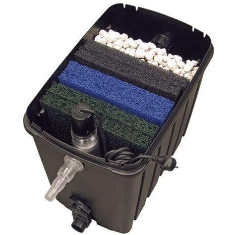 kit de filtration pour bassin superfish flow clear kit 10000