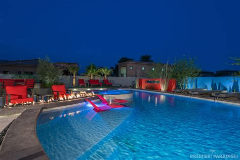 Custom Pool Builders Phoenix Arizona - Premier Paradise ...