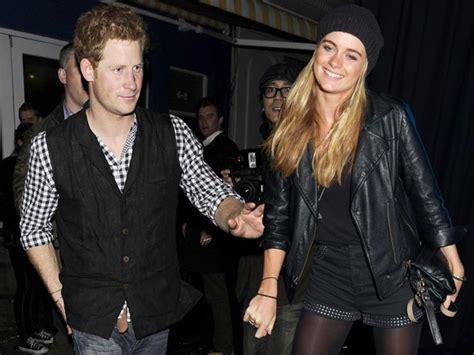 Prince Harry Girlfriend Cressida