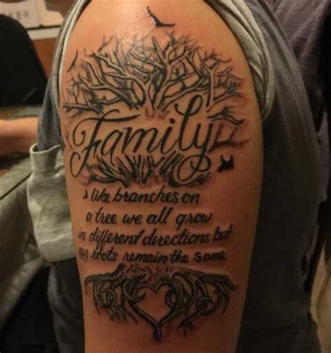 family tattoos design idea  men  women