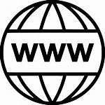 Icon Web Website Wide Svg Transparent Site