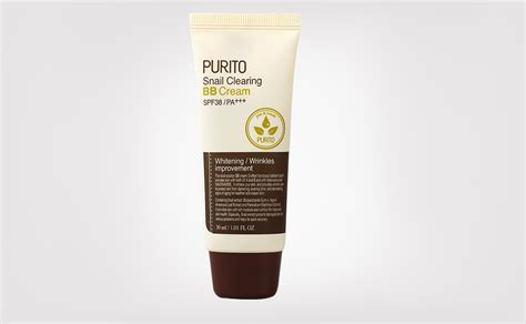 recension purito snail clearing bb cream spf pa
