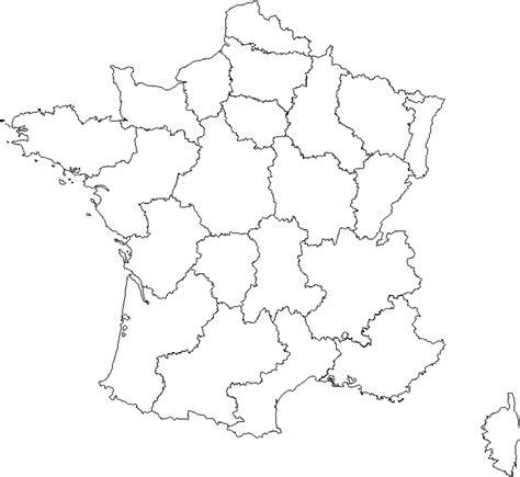 Carte de france vierge en pdf. Cartes de France Archives - Carte-monde.org