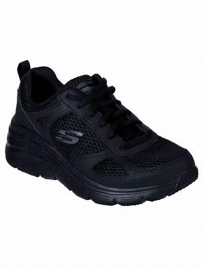 Skechers Bbk Memory Foam Relaxed Donna Sneakers