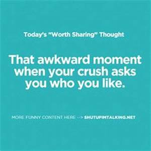 awkward moments quotes | That Awkward Moment When Your ...