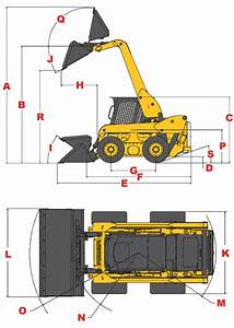 Gehl V400 Vertical Lift Skid Loader