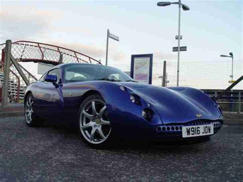 Tvr Tuscan 4.0l Speed 6 2000. Car For Sale
