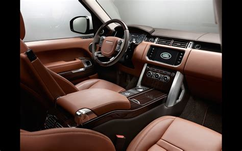 burgundy range rover interior 2014 land rover range rover autobiography black lwb with