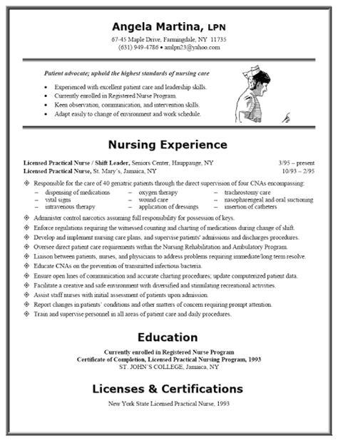 certified nursing assistant resume samples pictures