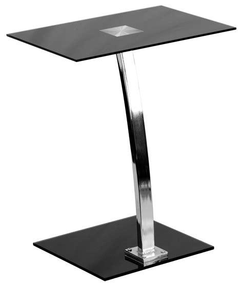 glass top computer desk silk black tempered glass top laptop computer desk from