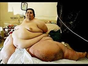 World Record Fattest Man