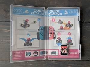 Making The Switch Without Video Game Manuals