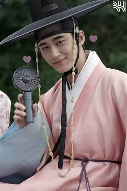 Wooseok Drama Byeon Marriage Crew Flower Joseon