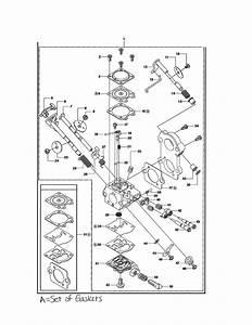 Husqvarna Model 460 Chainsaw  Gas Genuine Parts