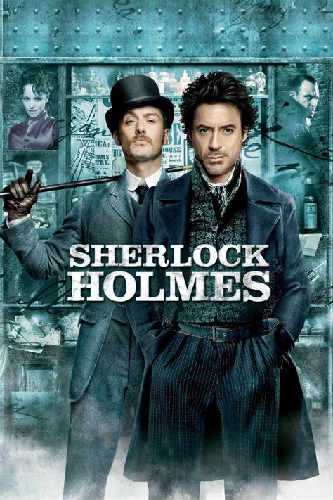 sherlock holmes movie 2009 downey robert jr wiki itunes poster soundeffects jude law latest vision summary
