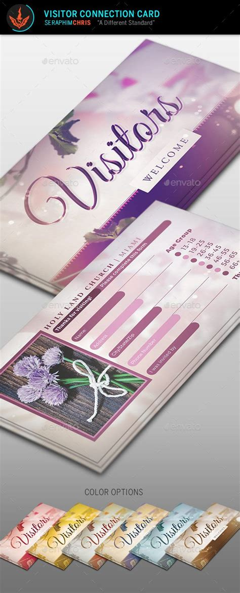 c 11 visitor pattern with templates 11 best pew cards images on pinterest church ideas