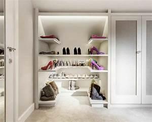 Rangement Chaussures Penderie : meuble rangement sous vetement ~ Premium-room.com Idées de Décoration