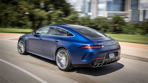 Gt 63 Amg by Mercedes Amg Gt 63 And 63 S Four Door 2019 Review The