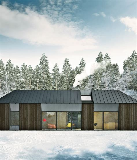 swedish prefab homes claesson koivisto rune s scandinavian prefab prototype flat roof prefab and modernism