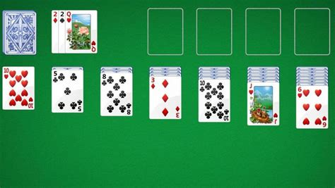 Microsoft Games Solitaire On Windows 10