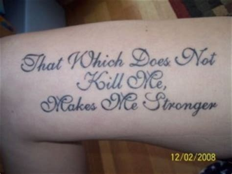 Meaningful Tattoo Quotes For Girls Quotesgram