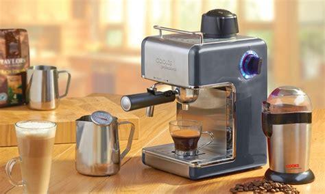 Espresso Machine Groupon by Cooks Professional Espresso Maker Groupon