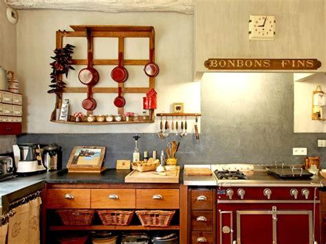 deco vintage cuisine décoration cuisine vintage