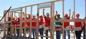 Habitat for Humanity Constructing Homes for Veterans with ...