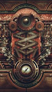 Steampunk, Wallpaper, Android