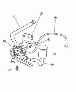 1999 Jeep Cherokee Pump  Leak Detection  Emissions