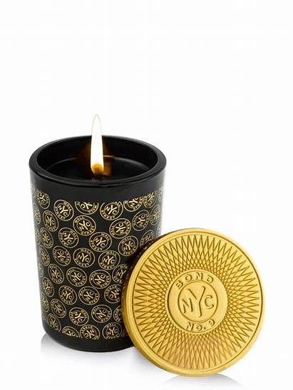 Candle Wall Street Scented Bond