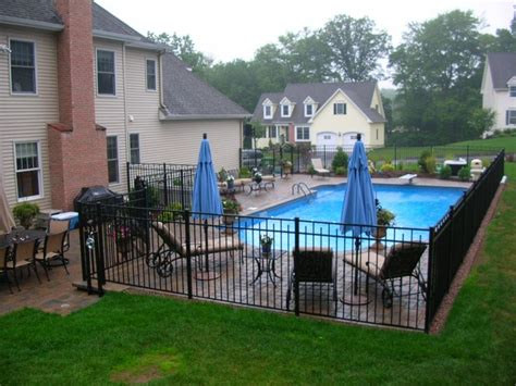 Backyard Pool Fence Ideas by 25 Best Pool Gates Ideas On