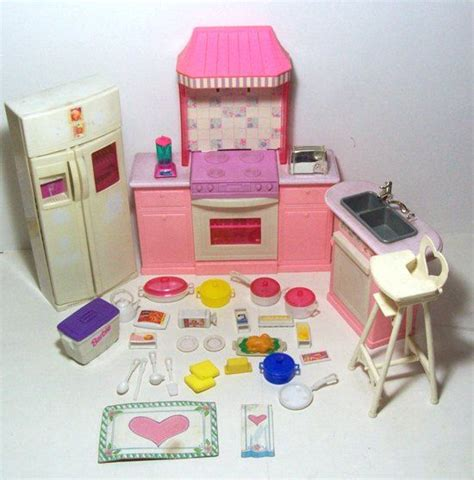 barbie cocina