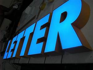 led sign letters1 frontlit led channel lettersfrontlit With lighted channel letters