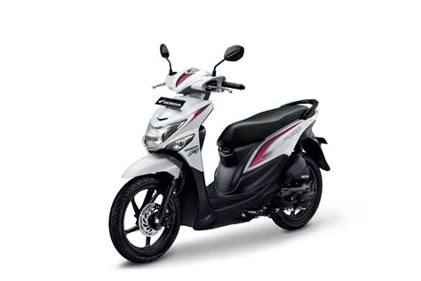 Honda Beat Pop Putih 2015 2016 pilihan warna honda new beat pop esp 2015 harga dan