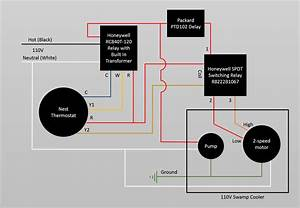 Nest Thermostat Wiring Diagram Rc