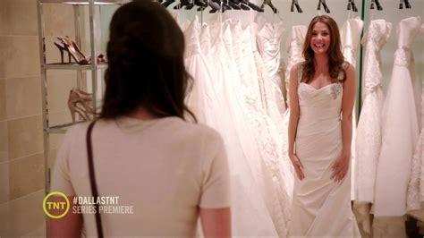 Julie Gonzalo Wedding Dress
